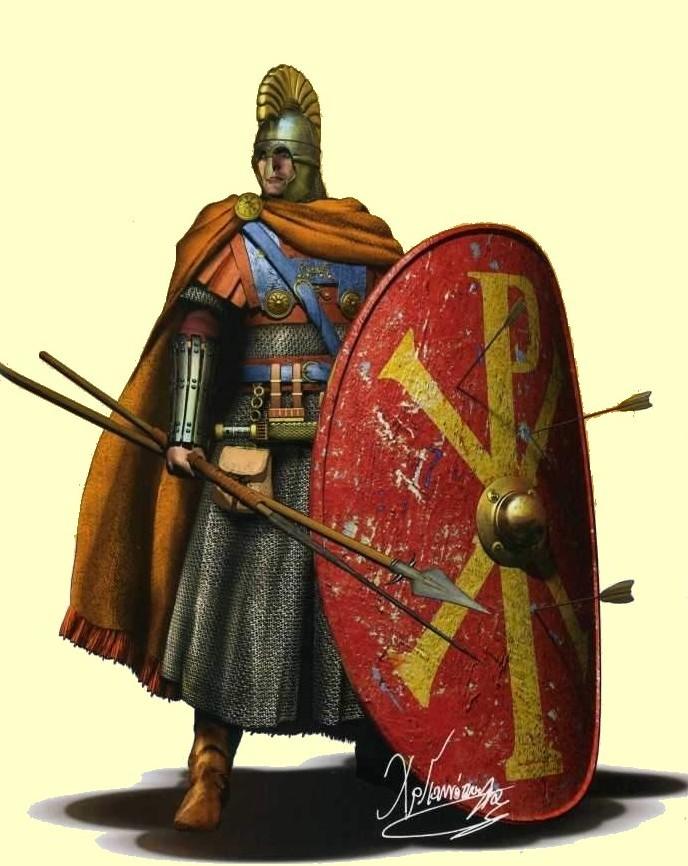 Ιστορία ε΄ βυζαντινός στρατός